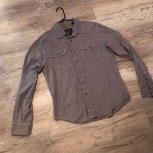 Fox button shirt